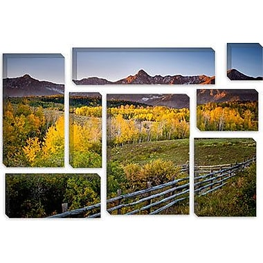 iCanvas 'Country Morning' by Dan Ballard Photographic Print on Canvas; 18'' H x 26'' W x 0.75'' D