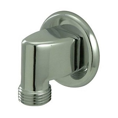 Elements of Design Brass Supply Elbow; Chrome
