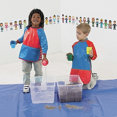 Children's Factory Smock; Small