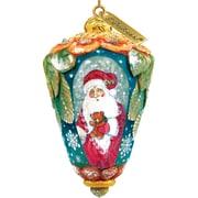 G Debrekht Santa's Gift Ornament