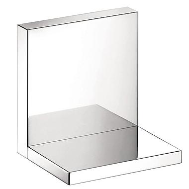 Axor Axor Starck 4.75'' x 4.75'' Surface Mount Medicine Cabinet; Chrome