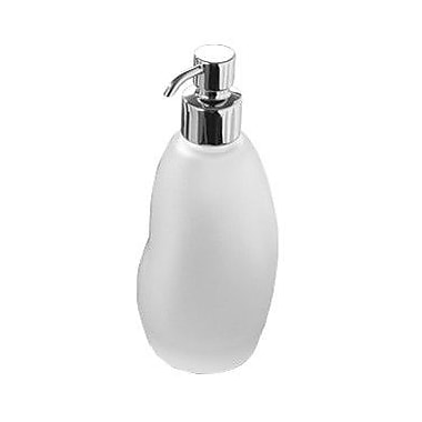 Gedy by Nameeks Sinua Soap Dispenser; White