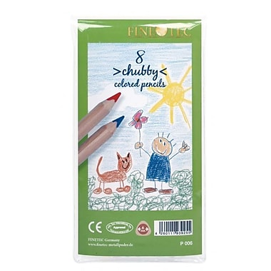 Finetec Chubby Colored Pencil (Set of 12)