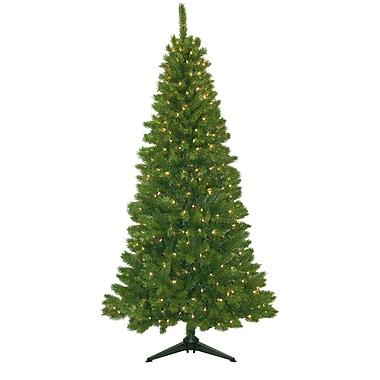 General Foam Plastics 6.5' Cascade Christmas Tree