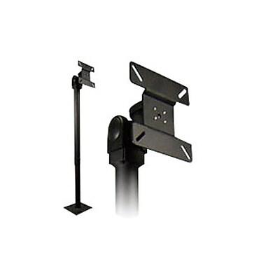 Unytouch® U09-APMB LCD Pole Mount, Black