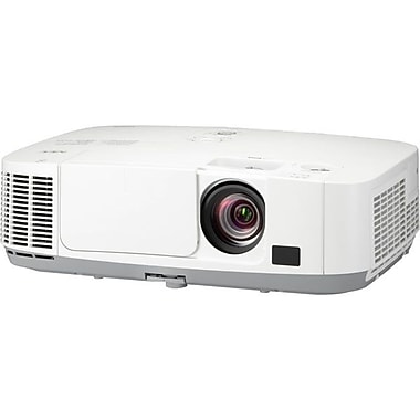 NEC – Projecteur panoramique NP-P401W, WXGA, 4000 lumens