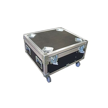 NEC PACASE-01 Shipping Projector Case With Extension Handle & Wheels For NEC NP-4000