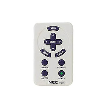 NEC RMT-PJ07 Remote Control For VT46 Projector