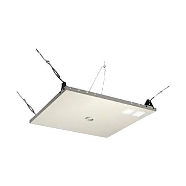 Peerless-AV® CMJ450 Plasma Panel Steel Suspended Ceiling Kit For Projectors, White