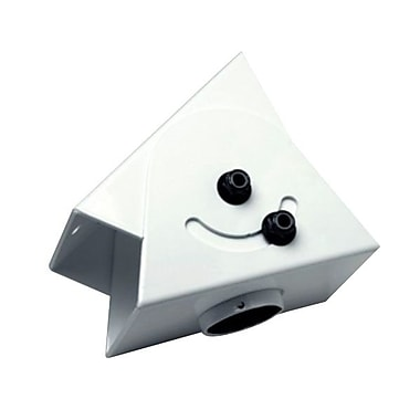Peerless-AV® ACC556 Heavyweight Cathedral Ceiling Adapter For JM630 Jumbo Mounts, 300 lb. Capacity, White