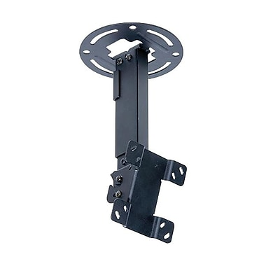 Peerless-AV® PC930A Ceiling Mount For Flat Displays, 50 lb. Capacity