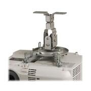 Peerless-AV® PPF Flush Ceiling Mount For Multimedia Projectors, Silver