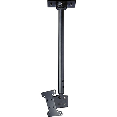 Peerless-AV® LCC-36 Ceiling Mount For Flat Displays, 40 lb. Capacity, Black
