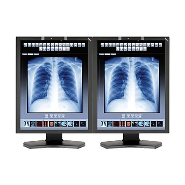 NEC – Écran ACL à DEL pour diagnostic médical, modèle MDC3-BNDA1, carte graphique intégrée, 21,3 po, 3 Mpx, noir