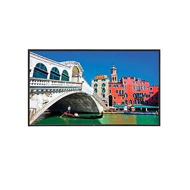 NEC – Écran de haute performance ACL à DEL V423, HD intégrale, qualité commerciale, entrées audiovisuelles (AV), 42 po, noir