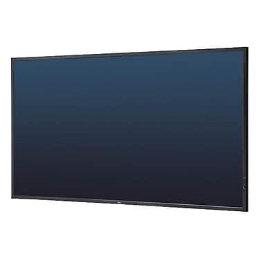 NEC – Écran de haute performance ACL à DEL de qualité commerciale, V463, HD intégrale, haut-parleurs intégrés, 46 po, noir