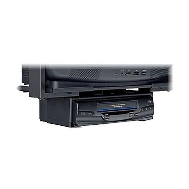 Peerless-AV® – Équerre de montage DS25 pour DVD/Magnétoscope Designer Series, noir