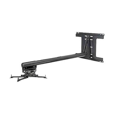 Peerless-AV® Projector Mount For Ultrahort Throw Projectors Up to 50 lb., Black