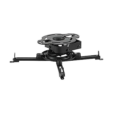 Peerless-AV® PRSS-UNV Universal Mount For Multimedia Projectors, Black