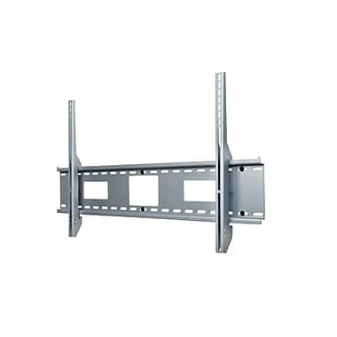 Peerless-AV® SF670-A Antimicrobial Universal Flat Wall Mount For Displays, 42