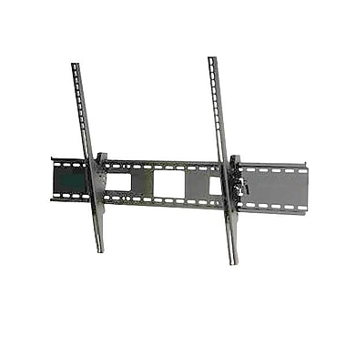 Peerless-AV® ST680-A Antimicrobial Universal Tilt Wall Mount For Displays, 61