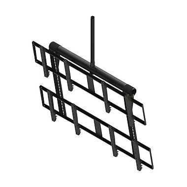 Peerless-AVMD – Support de plafond DS-VWT955 pour mur vidéo pour écran, 40 à 55 po
