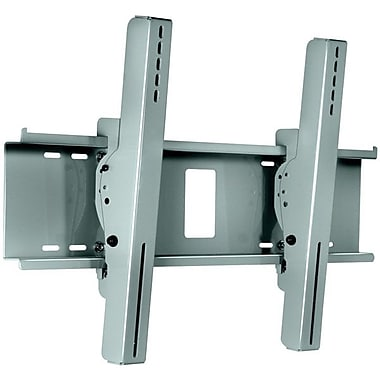 Peerless-AV® EWMU Wind Rated Universal Tilt Wall Mount For Screen, 32