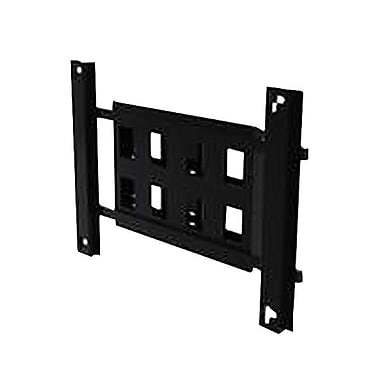 Peerless-AVMD – Support mural inclinable PANA-85WM pour écrans plats TH-85PF12U de Panasonic, noir
