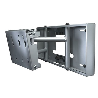 Peerless-AV® SP850-S Pull Out Pivot Wall Mount With Security Hardware For Displays, 26