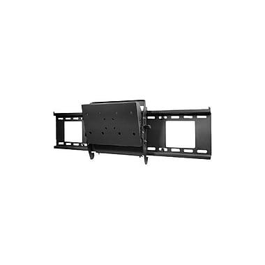 Peerless-AVMD – Support d'écran mural inclinable ST24D, écran de 71 po maximum, noir