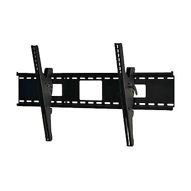 Peerless-AVMD – Support mural inclinable universel ST670 pour écrans de 42 à 71 po, noir