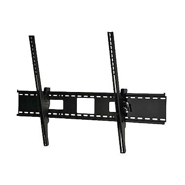 Peerless-AVMD – Support mural inclinable universel ST680 pour écrans de 61 à 102 po, noir