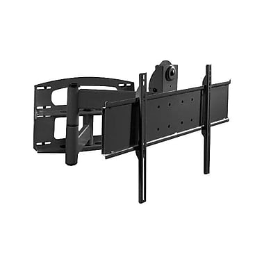 Peerless-AV® PLA60-UNLP Articulating Wall Mount Arm For LCD Flat Panel Screens, 37