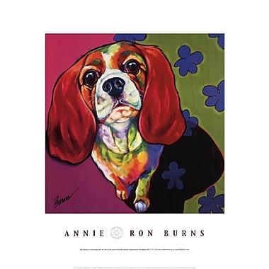 Evive Designs Annie by Ron Burns Graphic Art