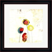 Evive Designs Lollipop I by Open Journey Framed Painting Print