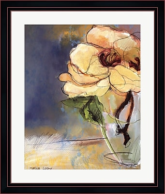 Evive Designs Magnolia Perfection I by Marina Louw Framed Painting Print