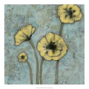 Evive Designs Sun Poppies II by Jennifer Goldberger Painting Print
