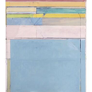 Evive Designs Ocean Park 116, 1979 Mini by Richard Diebenkorn Painting Print