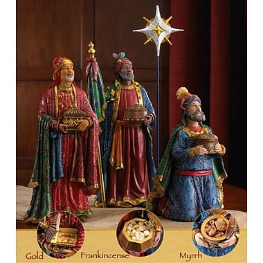 Queens of Christmas Three King; 14''