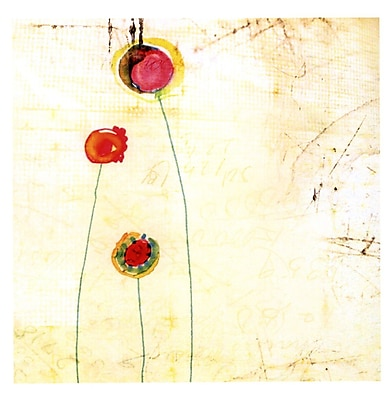 Evive Designs Lollipop II by Open Journey Painting Print