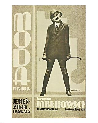 Evive Designs Jablkowscy 1932 Graphic Art