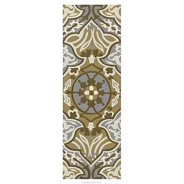 Evive Designs Palladium Tapestry I by Chariklia Zarris Graphic Art