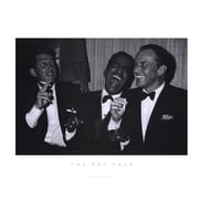 Evive Designs Rat Pack by Silver Screen Photographic Print