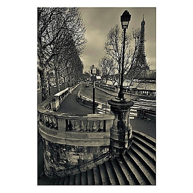 Evive Designs ''Paris'' by Sabri Irmak Photographic Print