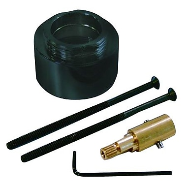 Elements of Design Tub and Shower Extension Kit; Oil Rubbed Bronze