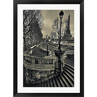 Evive Designs Paris by Sabri Irmak Framed Photographic Print