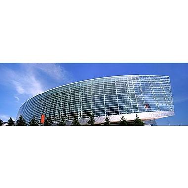 iCanvas Panoramic View of the BOK Center, Tulsa, Oklahoma Photographic Print on Wrapped Canvas