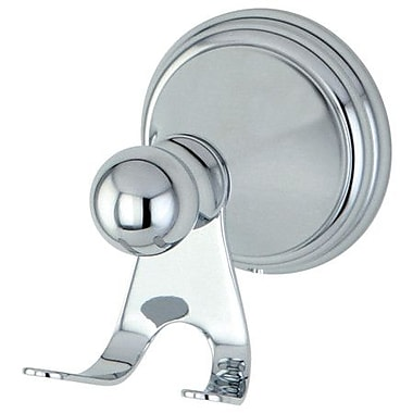 Kingston Brass Governor Wall Mounted Robe Hook; Polished Chrome