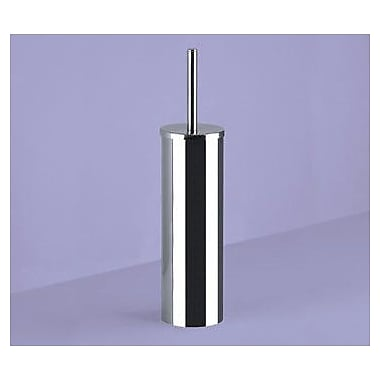 Gedy by Nameeks Felce Free Standing Toilet Brush and Holder