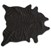 Natural Rugs Togo Handmade Black Rug